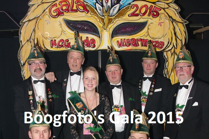 Boogfoto's Gala 2015