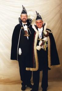 Hoogheden 2000-2001