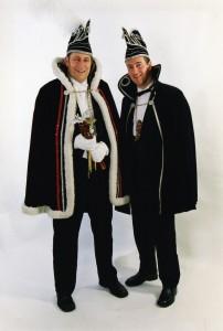 Hoogheden 2001-2002