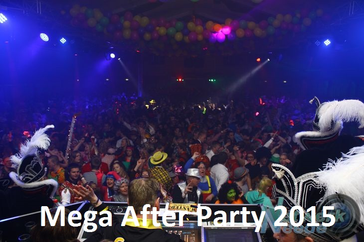 Mega After Party 2015