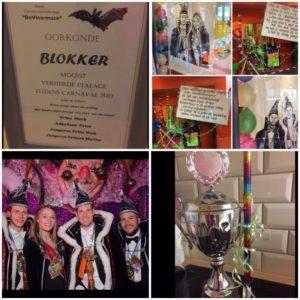 Blokker winnaar etalagewedstrijd 2017